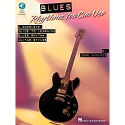 Hal Leonard Blues Rhythms You Can Use Book/CD (696038)