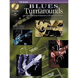 Hal Leonard Blues Turnarounds (Book/CD) (695602)