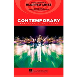 Hal Leonard Blurred Lines - Pep Band/Marching Band Level 3 (3745774)