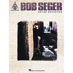 Hal Leonard Bob Seger Collection Guitar Tab Songbook (690604)
