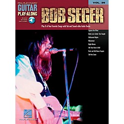 Hal Leonard Bob Seger Guitar Play-Along Series Book with CD (699647)