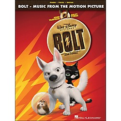 Hal Leonard Bolt - Music From The Motion Picture Soundtrack arranged for piano, vocal, and guitar (P/V/G) (313438)