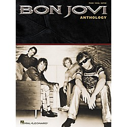 Hal Leonard Bon Jovi - Anthology Piano, Vocal, Guitar Songbook (306687)