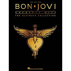 Hal Leonard Bon Jovi Greatest Hits - The Ultimate Collection PVG Songbook (307226)