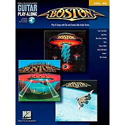 Hal Leonard Boston - Guitar Play-Along Series, Volume 86 (Book/CD) (700465)