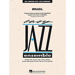 Hal Leonard Brazil - Easy Jazz Ensemble Series Level 2 (7012197)