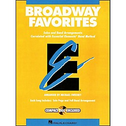 Hal Leonard Broadway Favorites F Horn Essential Elements Band (860045)