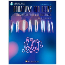 Hal Leonard Broadway For Teens - Young Men's Edition Book/CD (403)