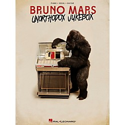 Hal Leonard Bruno Mars - Unorthodox Jukebox for Piano/Vocal/Guitar (PVG) (117747)