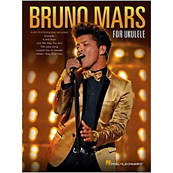 Hal Leonard Bruno Mars For Ukulele (125527)