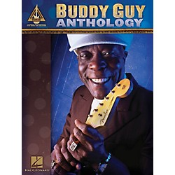 Hal Leonard Buddy Guy Anthology Guitar Tab Songbook (691027)