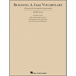 Hal Leonard Building A Jazz Vocabulary (849911)