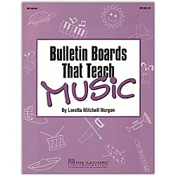 Hal Leonard Bulletin Boards That Teach Music Book (8740346)