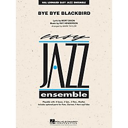 Hal Leonard Bye Bye Blackbird - Easy Jazz Ensemble Series Level 2 (7011947)