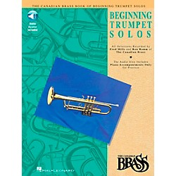 Hal Leonard Canadian Brass Beginning Trumpet Book/CD (841141)