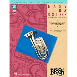 Hal Leonard Canadian Brass Easy Tuba Book/CD (841148)