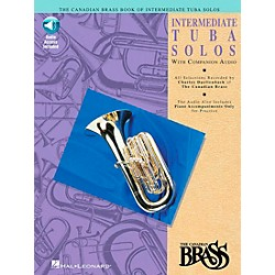 Hal Leonard Canadian Brass Intermediate Tuba Solo CD/Pkg (841152)