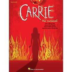 Hal Leonard Carrie The Musical Piano/Vocal Selections (119339)