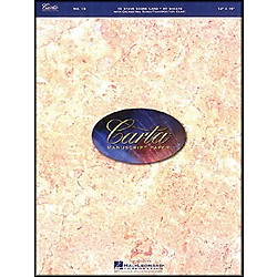 Hal Leonard Carta Manuscript 18 Scorepad 12 X 16, 40 Sheets, 16 Staves (210068)