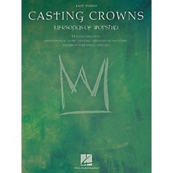 Hal Leonard Casting Crowns - Lifesongs Of Worship For Easy Piano (307166)