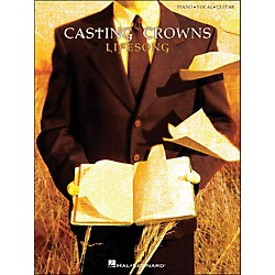 Hal Leonard Casting Crowns Lifesong arranged for piano, vocal, and guitar (P/V/G) (306748)