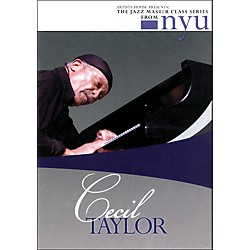 Hal Leonard Cecil Taylor - The Jazz Master Class Series From NYU (DVD) (320785)