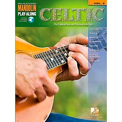 Hal Leonard Celtic - Mandolin Play-Along Volume 2 Book/CD (702518)