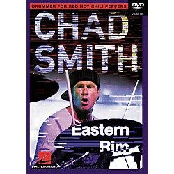 Hal Leonard Chad Smith Eastern Rim Drum Instruction 2-DVD set (320705)