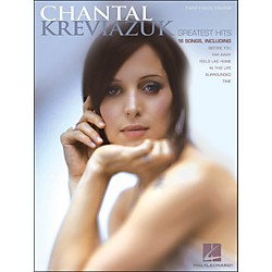 Hal Leonard Chantal Kreviazuk Greatest Hits arranged for piano, vocal, and guitar (P/V/G) (306853)