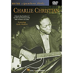 Hal Leonard Charlie Christian - Guitar Signature Licks (DVD) (320367)