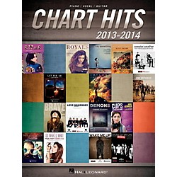 Hal Leonard Chart Hits Of 2013-2014 for Piano/Vocal/Guitar Songbook (125357)