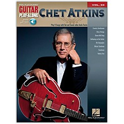 Hal Leonard Chet Atkins - Guitar Play-Along Volume 59 Book/CD (702347)
