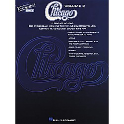 Hal Leonard Chicago - Volume 2 Book (672368)
