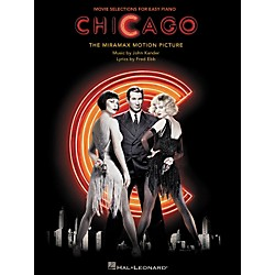 Hal Leonard Chicago Movie Selections For Easy Piano (316093)