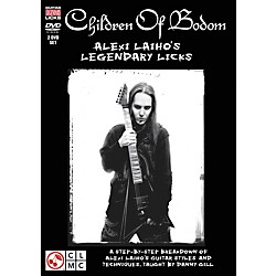 Hal Leonard Children Of Bodom - Alexi Laiho's Legendary Licks (2-DVD Set) (2501398)