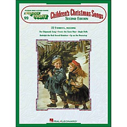 Hal Leonard Children's Christmas Songs 2nd Edition E-Z Play 99 (100125)