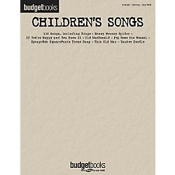 Hal Leonard Children's Songs Piano, Vocal, Guitar Songbook (311054)