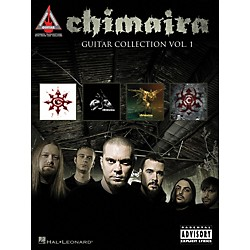 Hal Leonard Chimaira Guitar Collection Volume 1 Guitar Tab Songbook (691011)