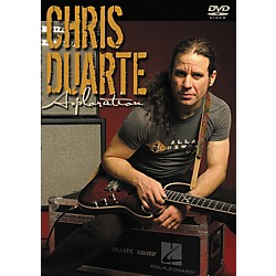 Hal Leonard Chris Duarte - Axploration Guitar DVD (320491)