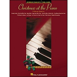 Hal Leonard Christmas At The Piano - 11 Holiday Favorites For Piano Duet 1 Piano, 4 Hands (290524)