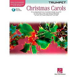 Hal Leonard Christmas Carols For Trumpet Book/CD (842136)