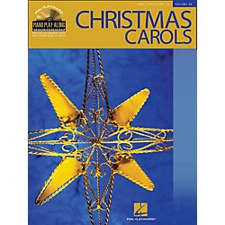 Hal Leonard Christmas Carols Volume 48 Book/CD Piano Play-Along arranged for piano, vocal, and guitar (P/V/G) (311332)