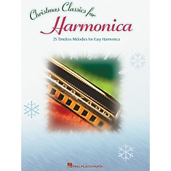 Hal Leonard Christmas Classics 25 Timeless Melodies for Easy Harmonica (821037)