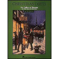 Hal Leonard Christmas Duets Cello Bass (843353)