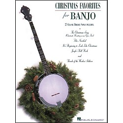 Hal Leonard Christmas Favorites Tab Songbook for Banjo (699109)