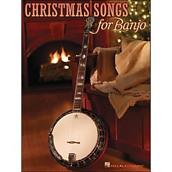 Hal Leonard Christmas Songs For Banjo (699799)