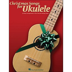 Hal Leonard Christmas Songs For Ukulele (695896)