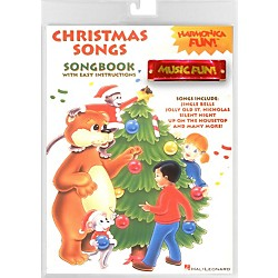 Hal Leonard Christmas Songs Harmonica Fun! Pack (820003)