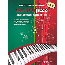 Hal Leonard Christopher Norton - Microjazz Christmas Collection Intermediate-Advanced Pianist (48021187)