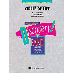 Hal Leonard Circle Of Life (From The Lion King) - Discovery! Band Level 1.5 (4003252)